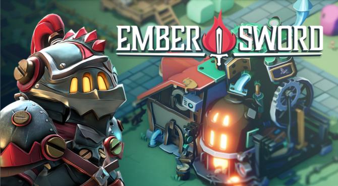 「EmberSword」の概要解説!超ハイクオリティMMORPGがDappsに登場