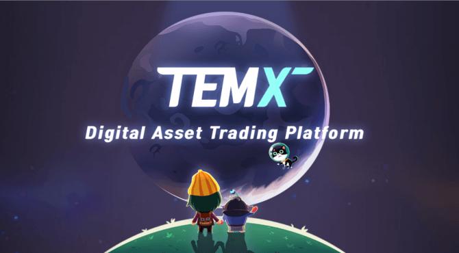 DIG STAR(ディグスター)リリース情報とマーケットTEMXの概要
