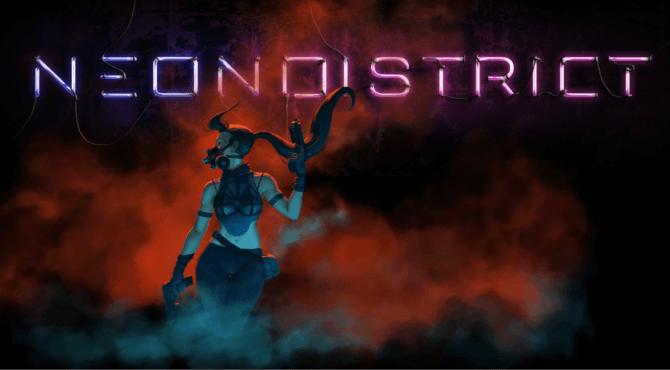 Neon Districtとは?カードを使用するDappsのオンラインRPG