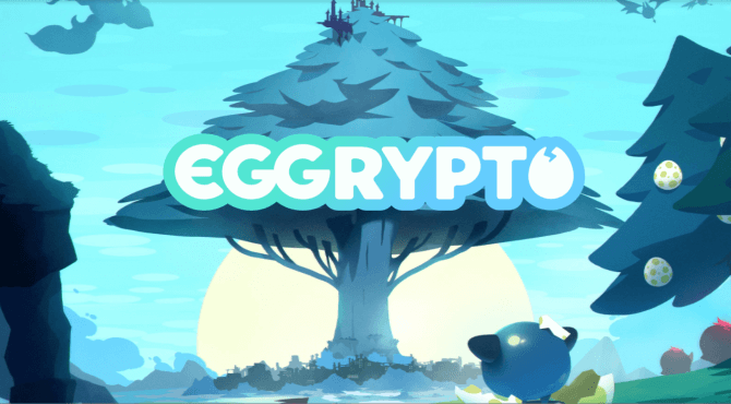 EGGRYPTO(エグリプト)とは?アプリの特徴と遊べるコンテンツ概要