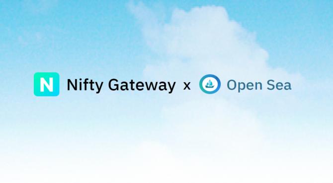 Nifty Gatewayの使い方|Openseaのアセットがクレジット購入可能に