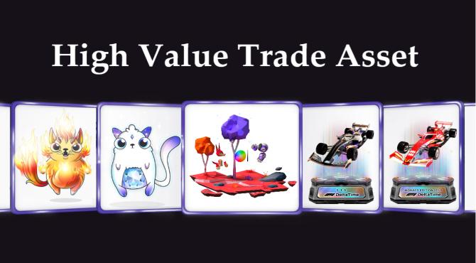 投資価値あり!?高額売買が続出するブロックチェーンゲーム特集