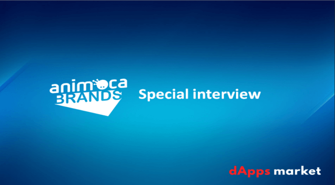 【特別インタビュー】Animoca Brandsの日本進出と今後の展望とは