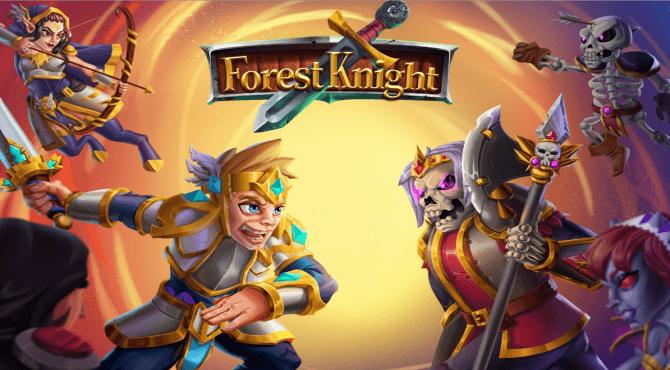 Forest Knightの遊び方|Enjin期待のアプリを徹底レビュー
