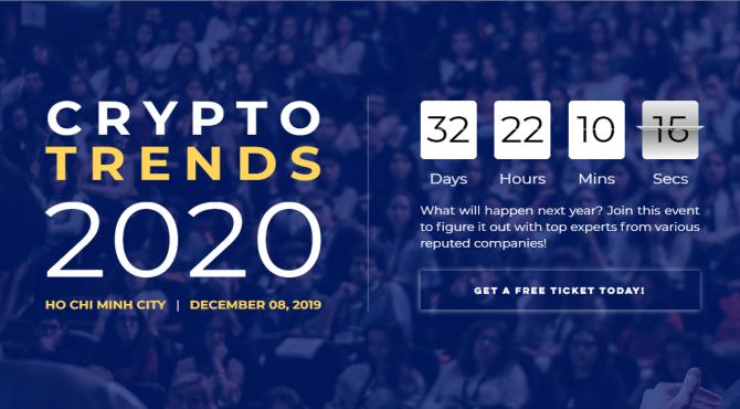 有名企業が続々参戦「CRYPTO TRENDS 2020」がホーチミンで開催