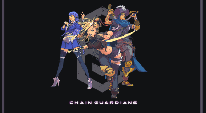 チェインガーディアンズとは?MCH+サポートタイトルのゲーム性