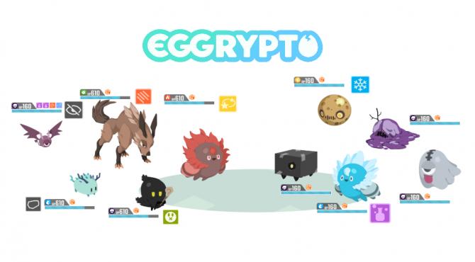 エグリプト(EGGRYPTO)|バトル中の異常状態の効果と耐性を解説
