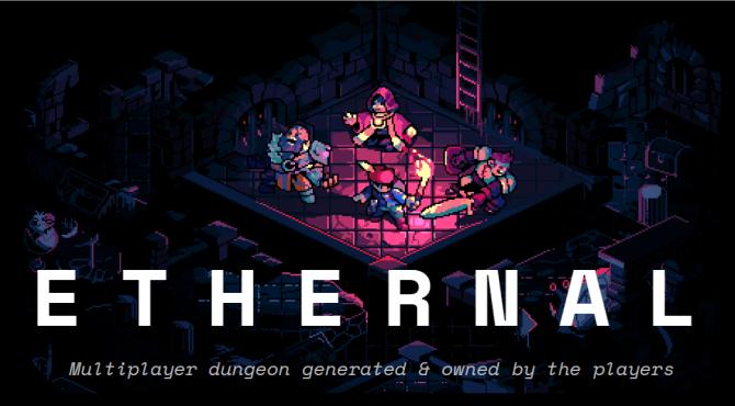 ローグライクゲーム「Ethernal」気になるゲーム性と特徴を解説