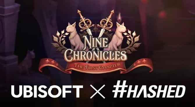 ナインクロニクル|Ubisoft・Hashedとのパートナーシップを発表