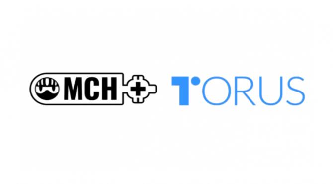 MCH+・マイクリ|DJTがTorus Labsと提携しログインの簡略化を実施