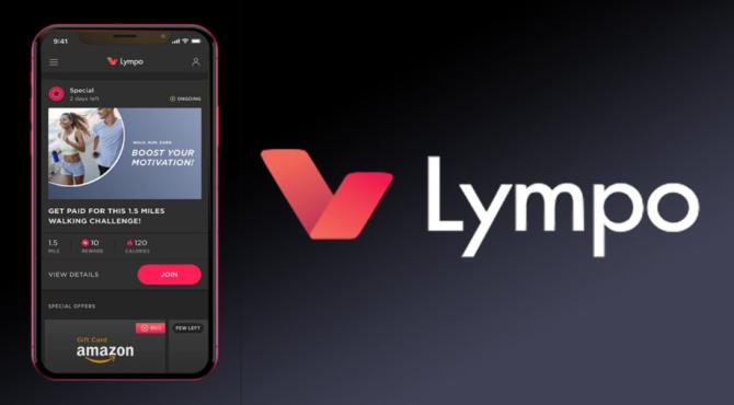 Lympo(リンポ)とは?運動で仮想通貨が貰えるサービスの特徴