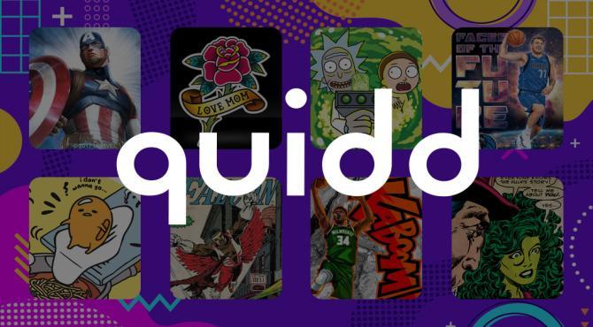 Quidd|有名IPが集結するトレカプラットフォームの概要を解説