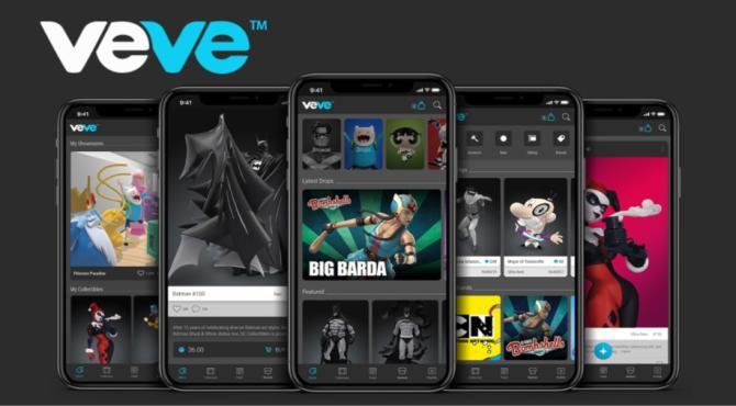 VeVe(ヴィヴィ) マーベルと提携したコレクタブルアプリの使い方