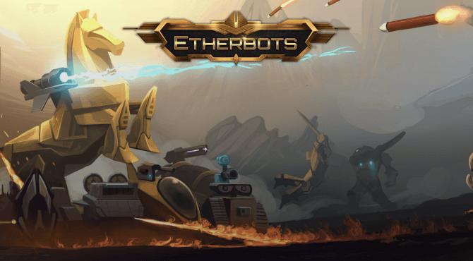 EtherBots(イーサボット)とは?ゲームの始め方と遊び方を解説