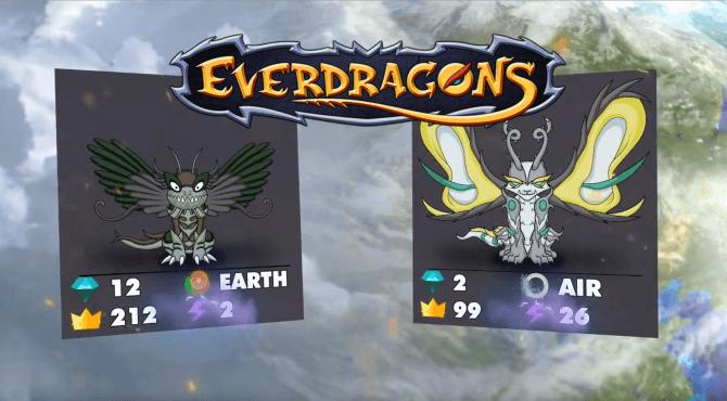 Everdragons(エバードラゴン)とは?ゲームの始め方と遊び方を解説