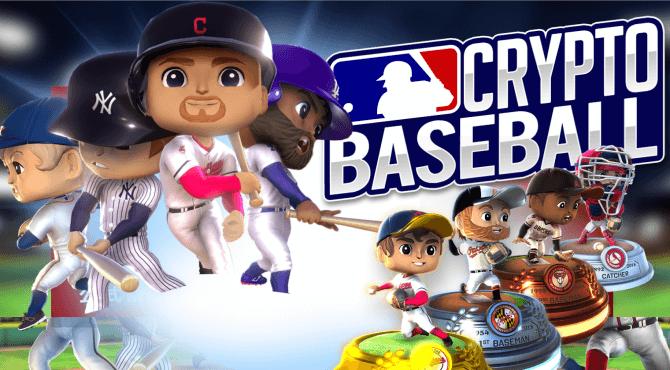 MLBがブロックチェーンゲームに参戦!CryptoBaseBallの事前登録方法