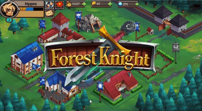 Forest Knightとは?EnjinSDKを利用したスマホアプリの仮想通貨ゲーム