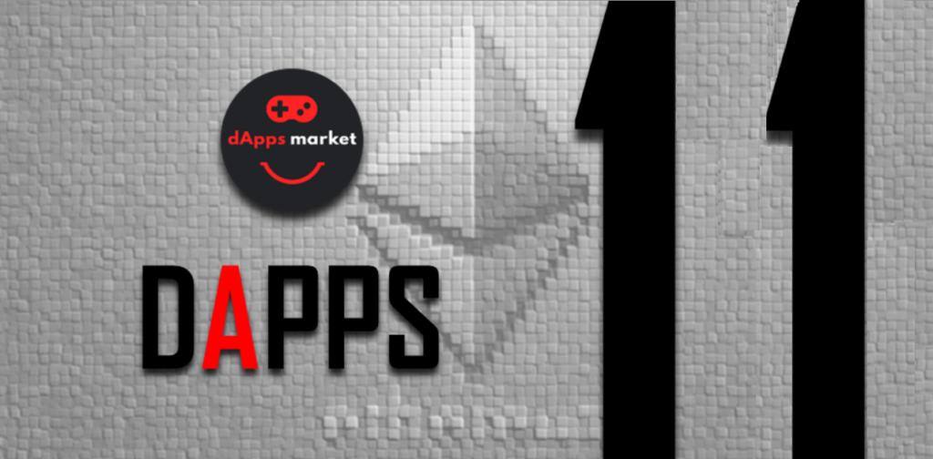 【随時更新】最新 dapps 評価まとめ|仮想通貨11ゲームをチェック!