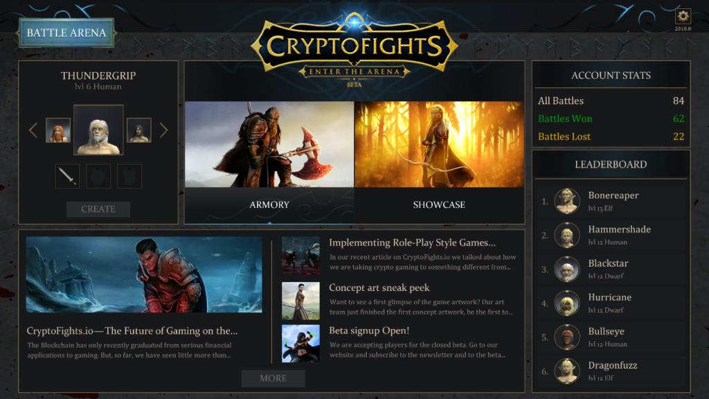 CryptoFights(クリプトファイト)速報!ゲームの遊び方と攻略予想まとめ
