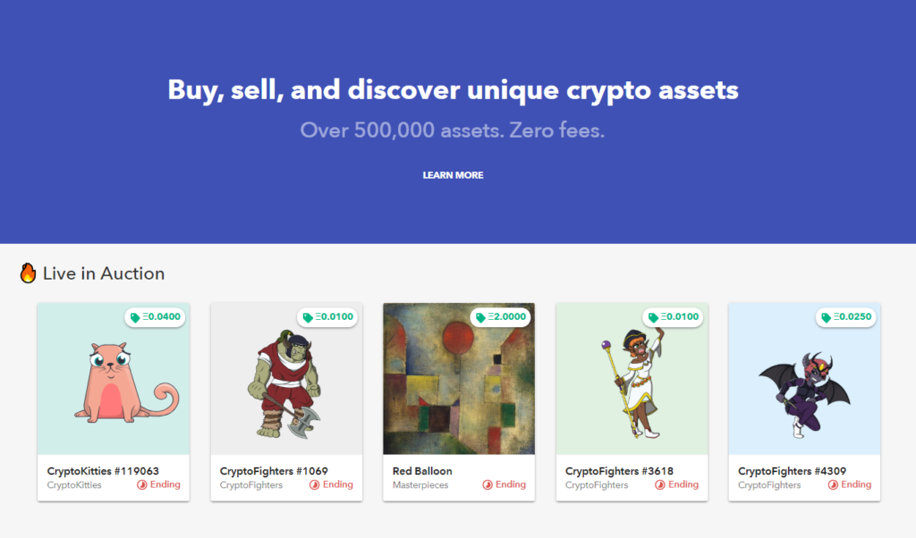 レアビッツ RareBits│現在取引・取り扱いのあるDappsの一覧まとめ