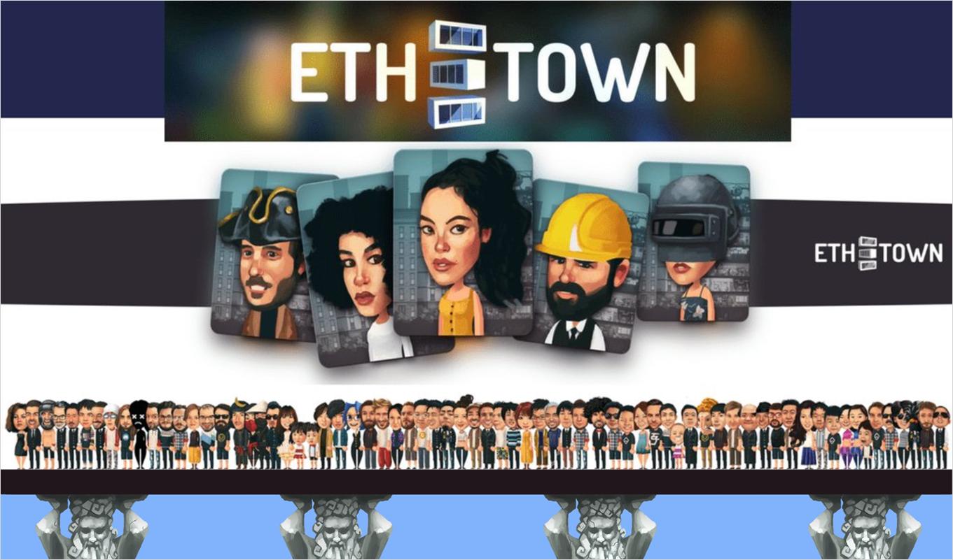 イーサタウン ethtown | ゲームの始め方を解説!コンテンツ紹介と遊び方