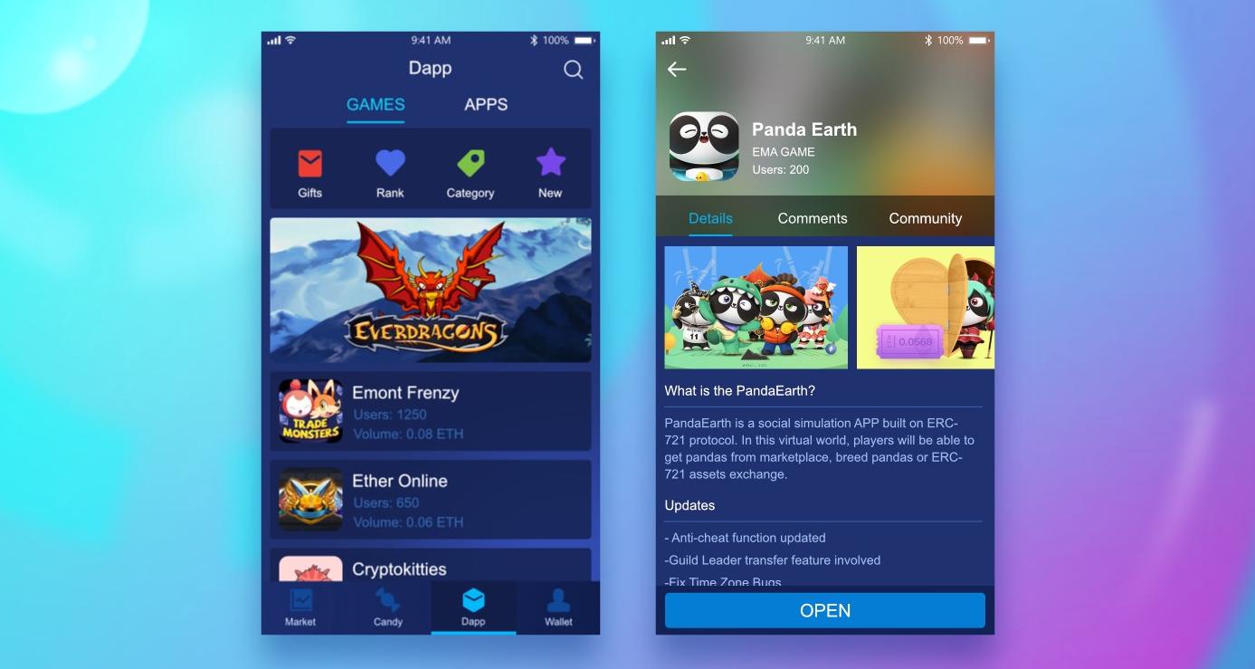 フェアゲーム Dapps プラットフォーム ブロックチェーン リリース Fairgame FAIR Fair Box