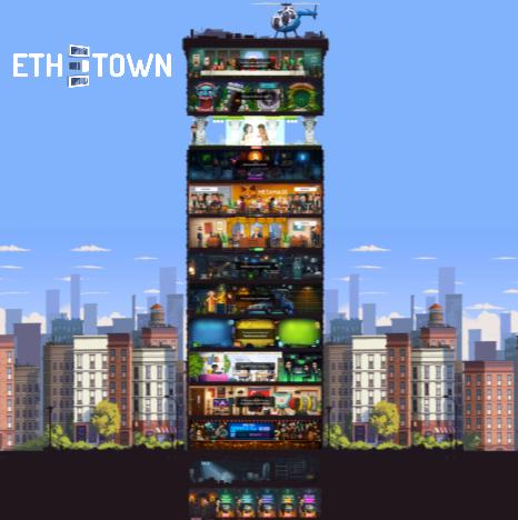 ETH.TOWN | イーサタウン