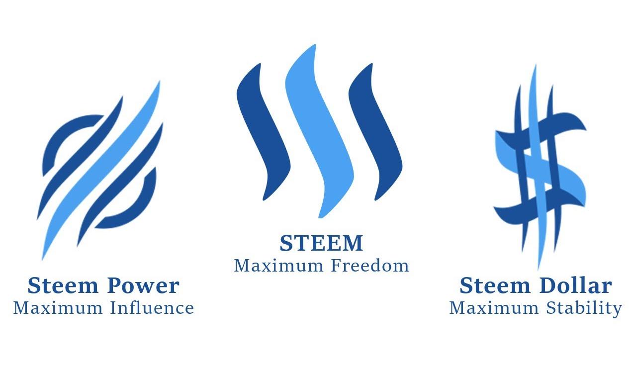 steemit(スティーミット)3種類のトークンの解説とその使い方とは?