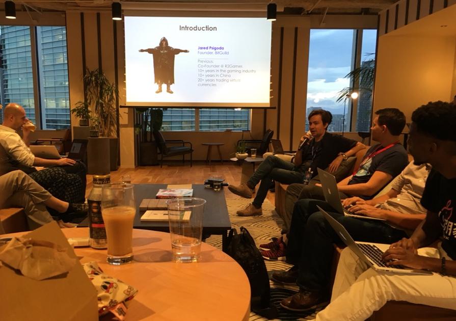 仮想通貨ゲーム Dapps ブロックチェーンゲーム 資金調達 IGO