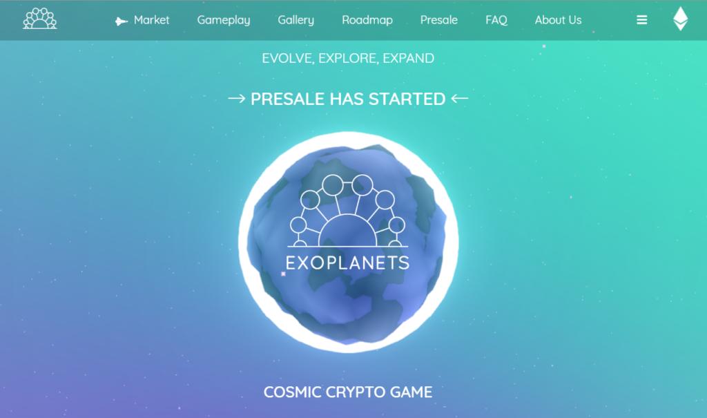 ExoPlanets(エクソプラネット)|ゲームの解説と稼げる仕組みを紹介