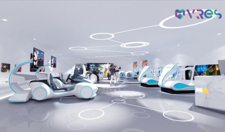 VReSとは?「VR×eスポーツ」新ジャンルの仮想通貨プラットフォーム