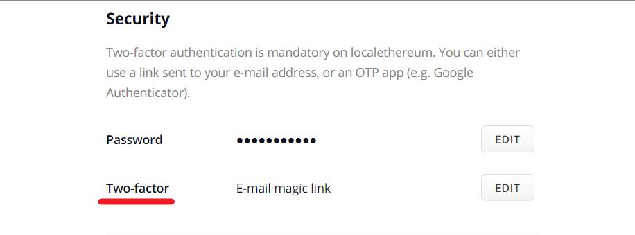 二段階認証 アプリ 設定方法 OTP Twofactor