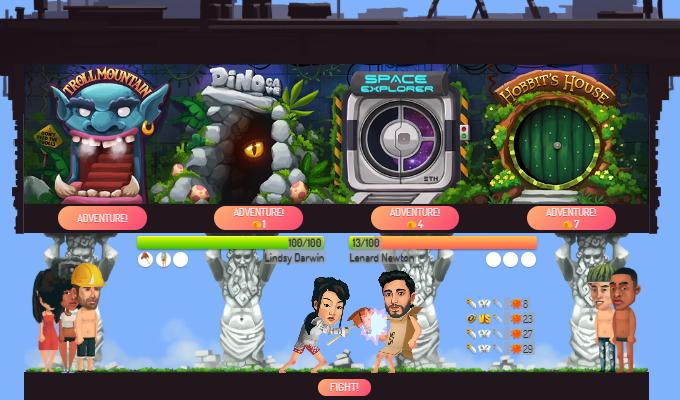 短時間 Dapps ブロックチェーンゲーム 仮想通貨ゲーム 手軽