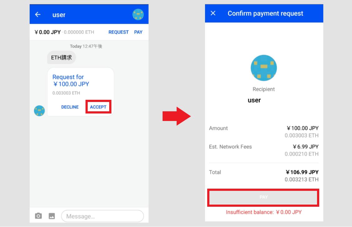 Toshi CoinbaseWallet ブラウザウォレット Dapps 入金 出金 登録方法 使い方