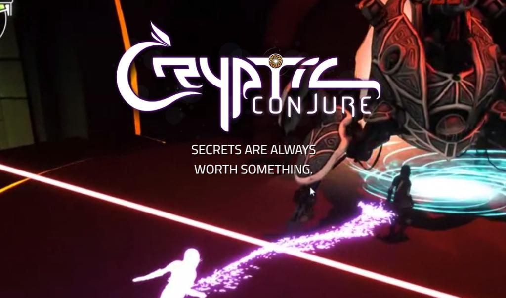 期待のDapps!CrypticConjureとは?ゲームシステムと始め方を解説