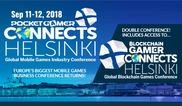 登壇者150名以上!POCKET GAMER CONNECTSがヘルシンキで開催