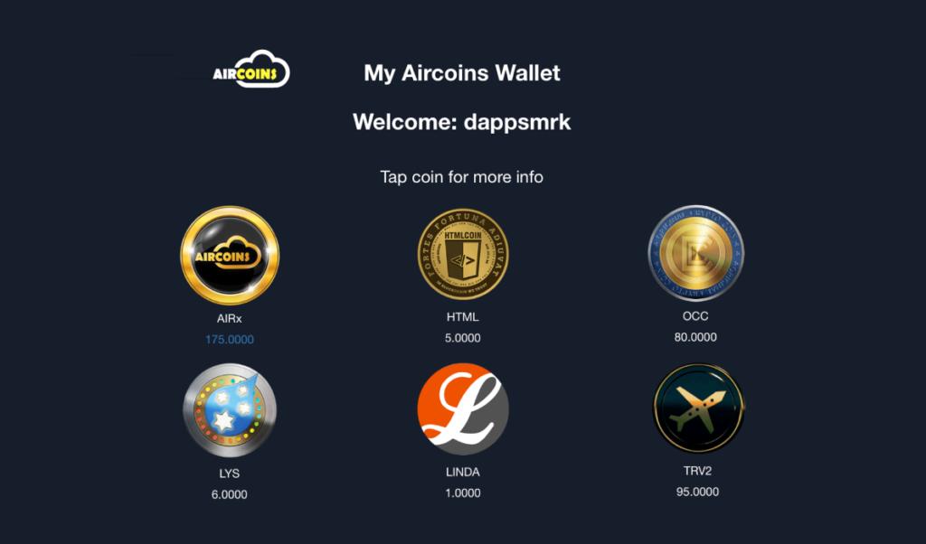 小ワザ披露!Aircoinsを使ってスキマ時間20分で稼いだ仮想通貨を公開