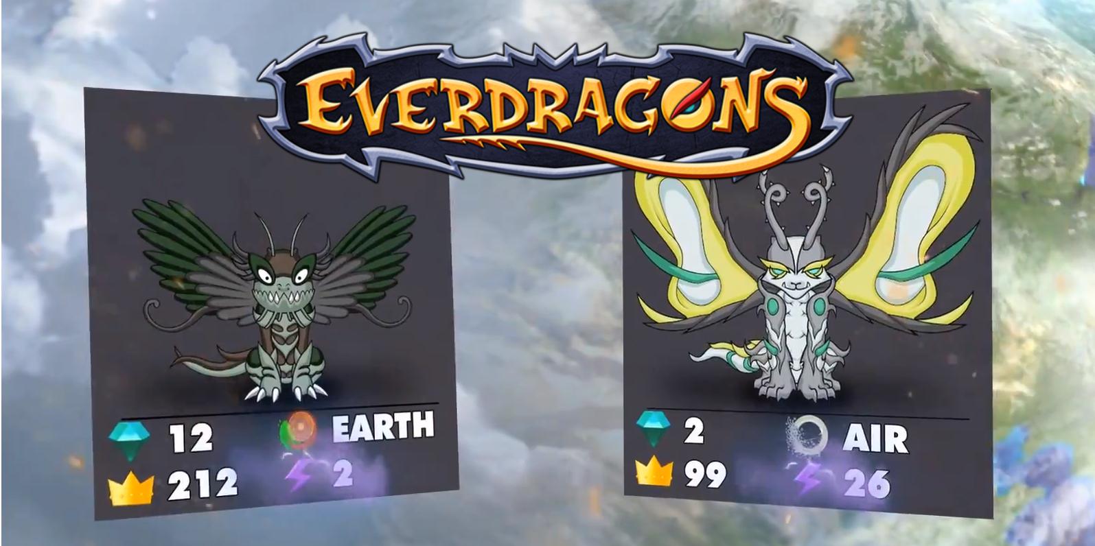 エバードラゴン EVERDRAGONS レース 参加方法 遊び方 ベット