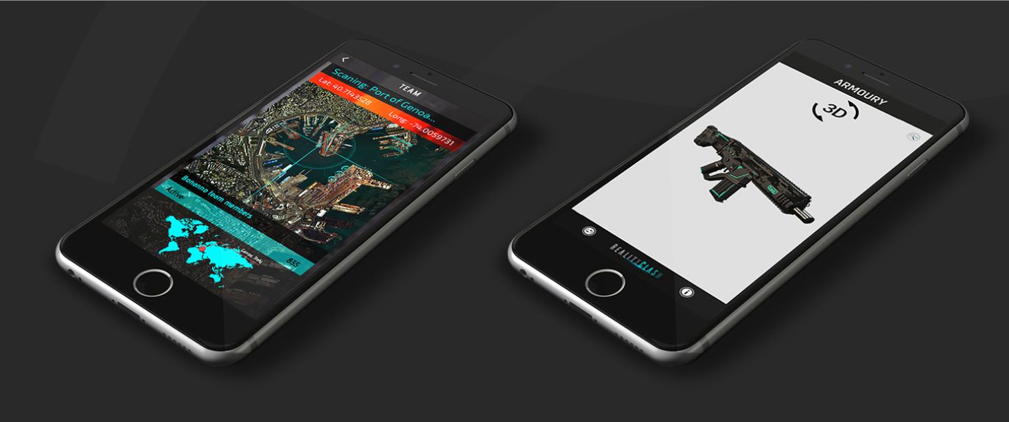 RealityClash リアリティクラッシュ FPS アプリ Dapps 仮想通貨