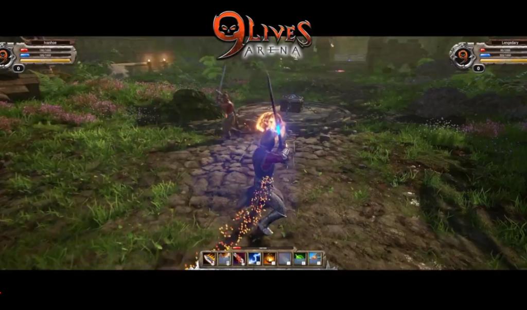 9Lives Arena|Enjinを採用したDappsのゲームシステムと特徴を解説