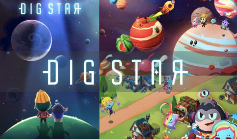 期待の仮想通貨ゲーム!「DIGSTAR」ゲーム概要と事前登録方法を解説
