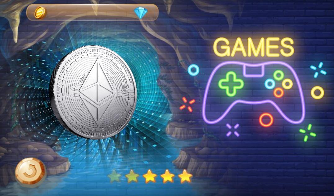dapps ブロックチェーンゲームで稼ぐ|事例を元に儲かる方法を紹介