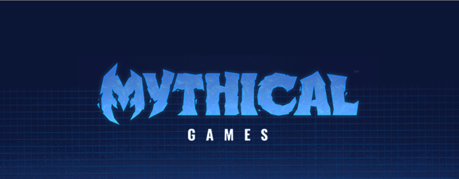 MythicalGames Dapps blockchain game 資金調達
