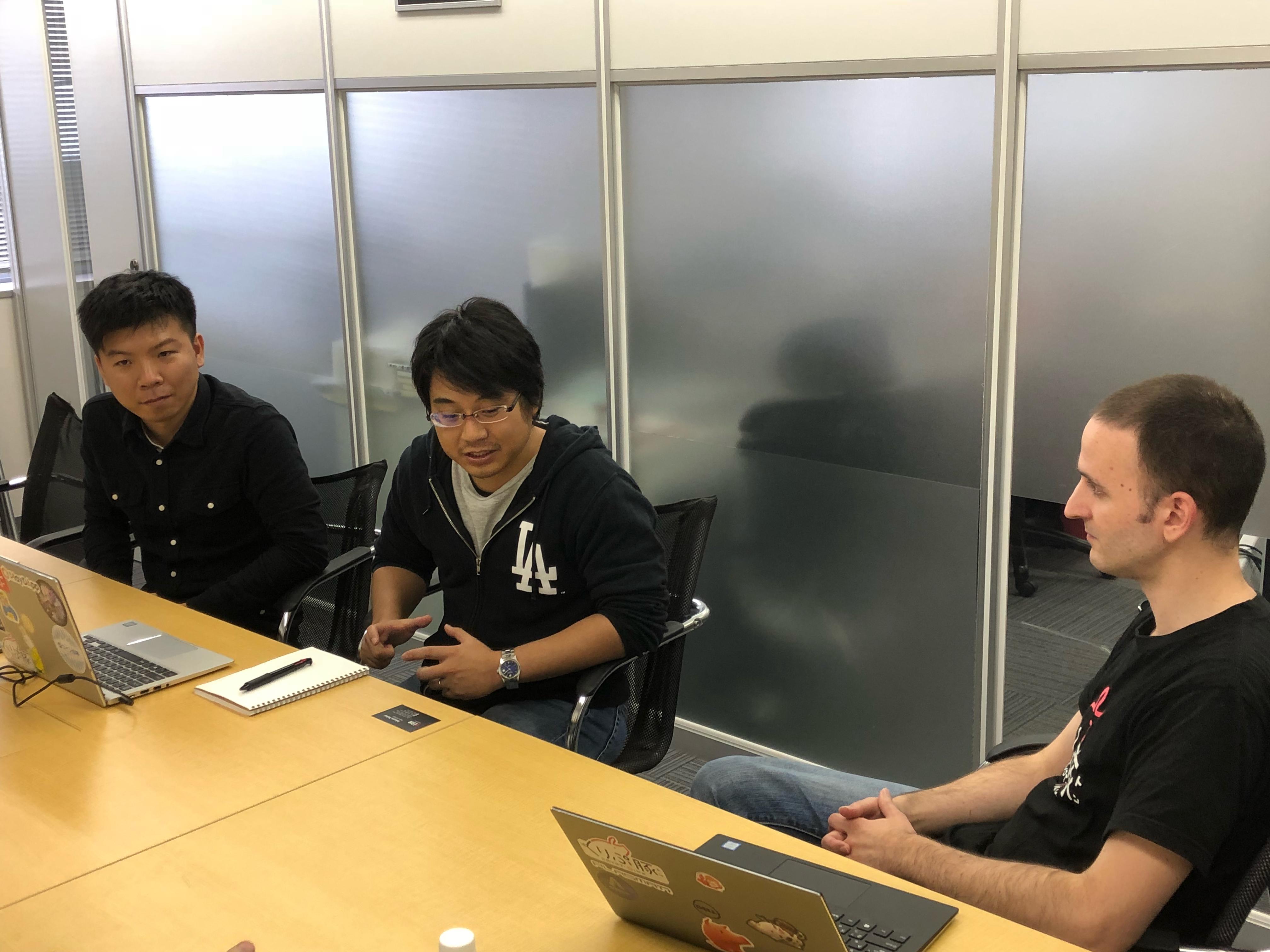 くりぷ豚 インタビュー Dapps レース