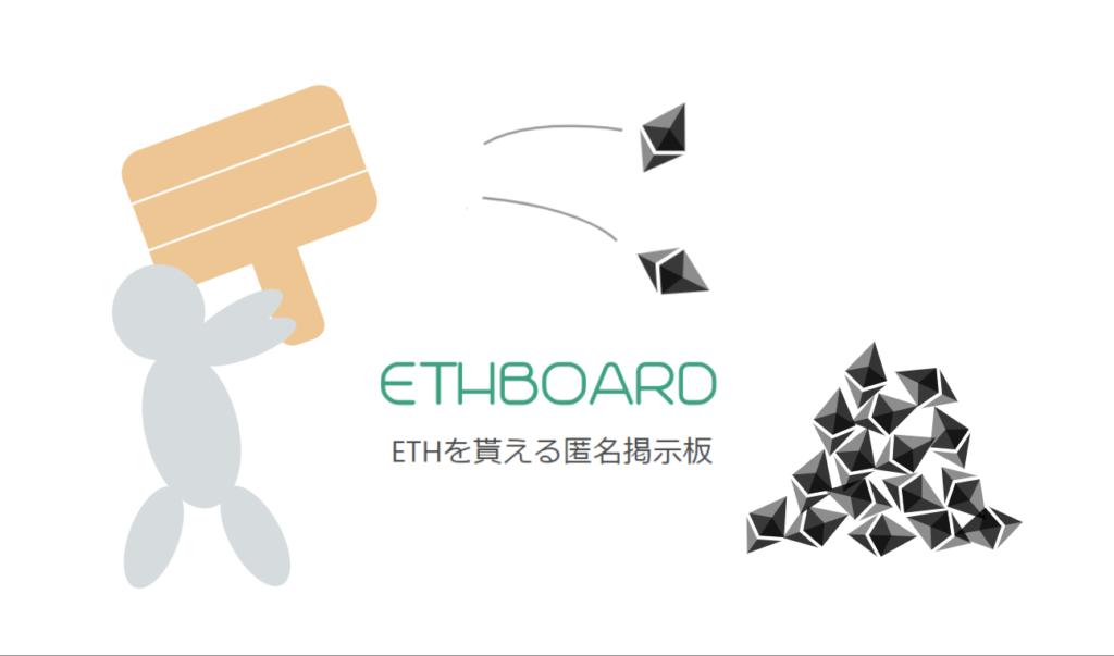 ETHが稼げる掲示板!ETHBOARD(イースボード)の登録方法と使い方