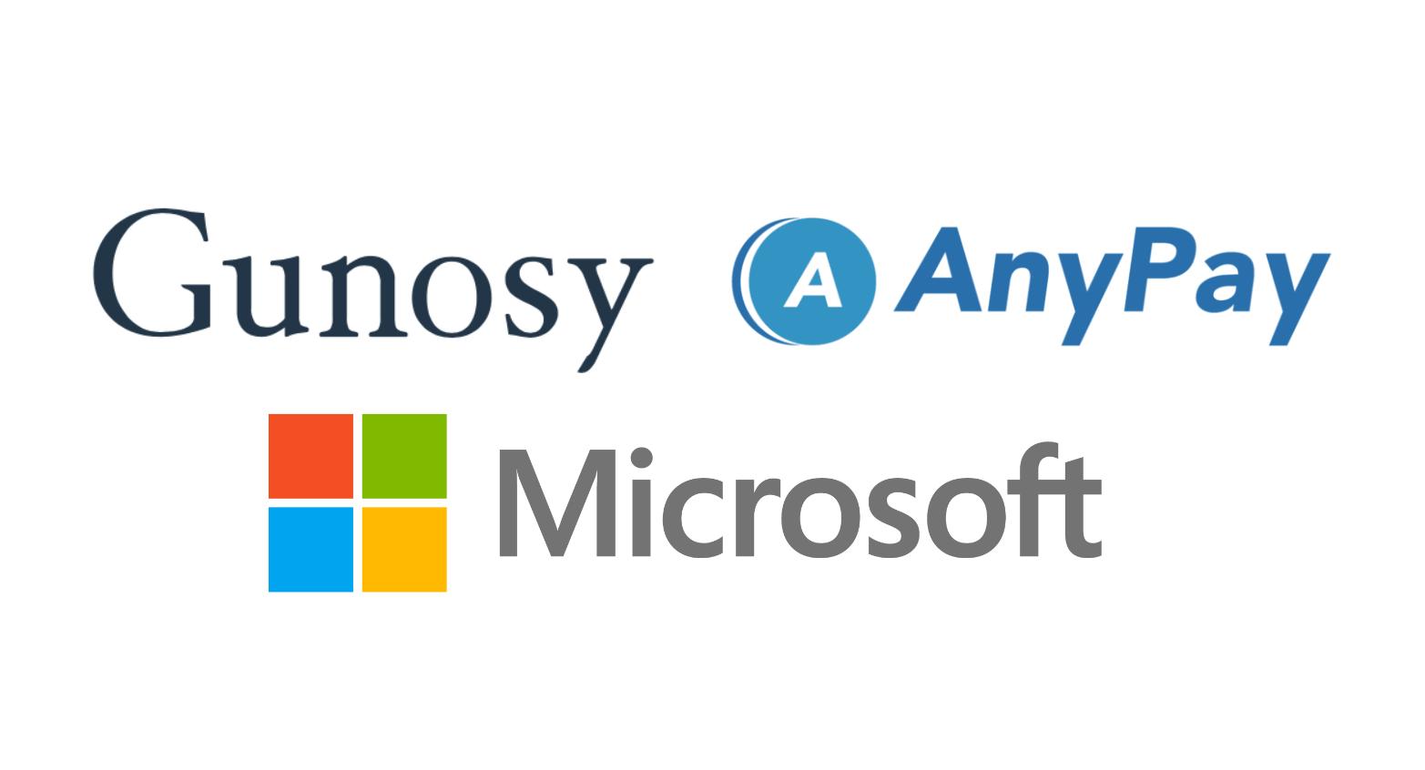 LayerX グノシー AnyPay マイクロソフト ブロックチェーン Zilliqa