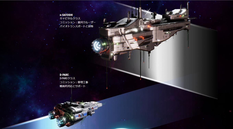 Project Genesis プロジェクトジェネシス Dapps 仮想通貨 ゲーム ブロックチェーン