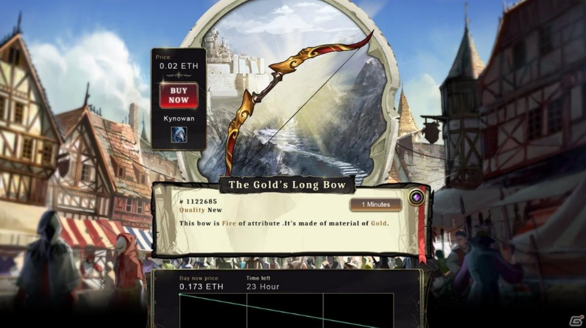 World of Cryptia ワールドオブクリプティア RPG 国産Dapps 仮想通貨ゲーム ブロックチェーンゲーム