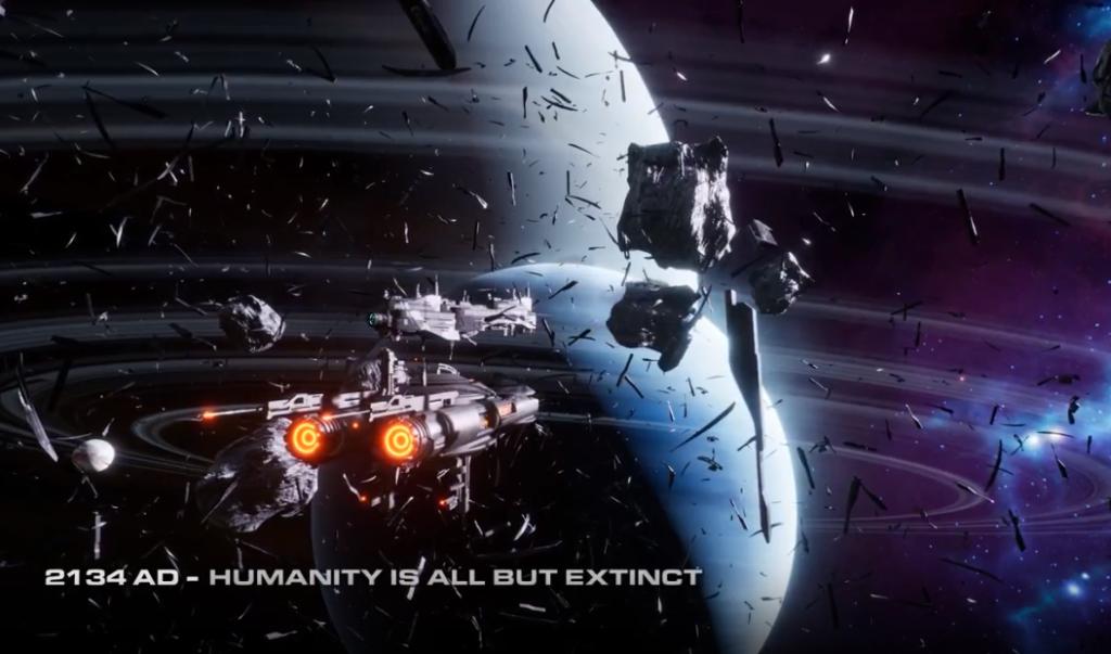 Project Genesisとは?宇宙が舞台のMMOFPSブロックチェーンゲーム