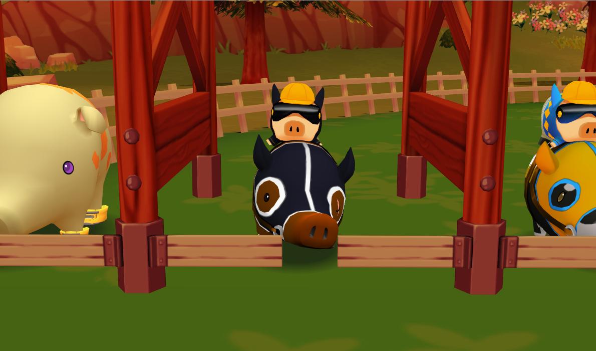 くりぷ豚レースの遊び方|グラントンリスモを攻略して賞品を獲得